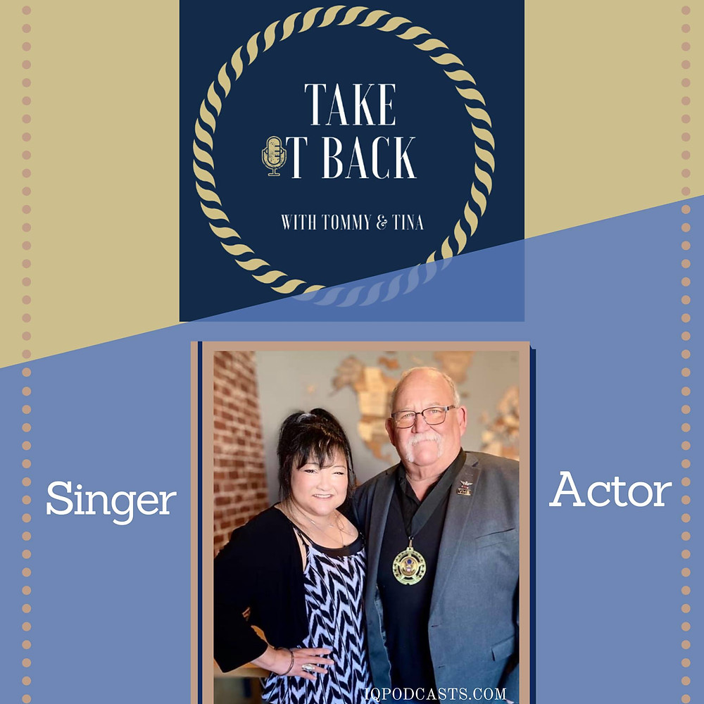 Tommy Anderson & Tina Hargett, Co-Hosts of the 'Take It Back' Podcast