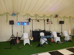 Greek Wedding Set-Up