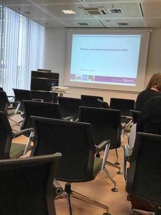 Prüfungsvorbereitungsseminar und Bewertung kompakt (RICS)
