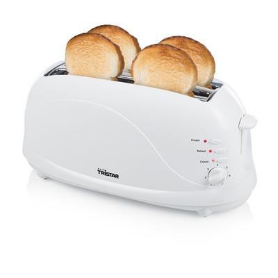 Tristar BR-1045 Toaster 1000W white