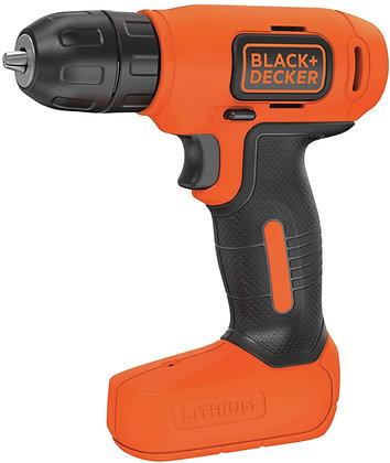 Black and Decker Drill 8V