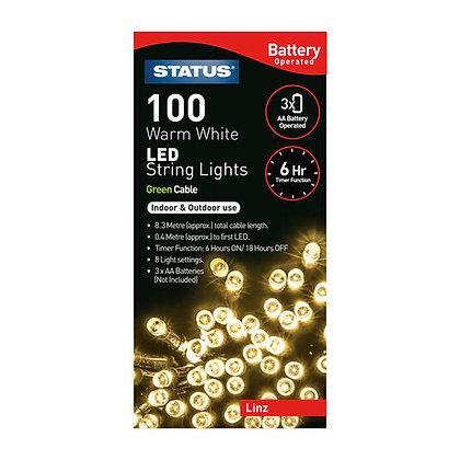 Status Linz 100 LED String Lights