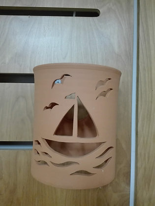 Sail Boat Local Handmade Scons for Light Fixtures