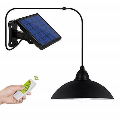 Solar Lights, LOZAYI IP65 Waterproof Outdoor