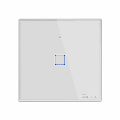 SONOFF T2UK1C-TX TX Series WIFI Wall Switch Smart Wall Touch