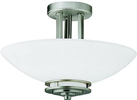Kichler 3674NI Semi Flush Pendant