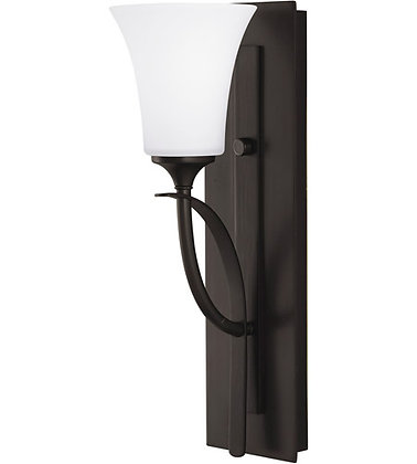 Sea Gull VS12701-ORB Barrington Oil Rubbed Bronze Vanity Strip Wall Light