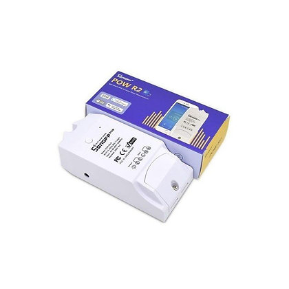POWR2 Smart Switch  consumption Measuring