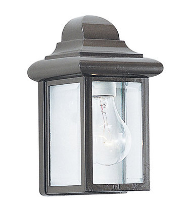 Sea Gull 8588-10 Mullberry Hill Bronze Outdoor Wall Lantern