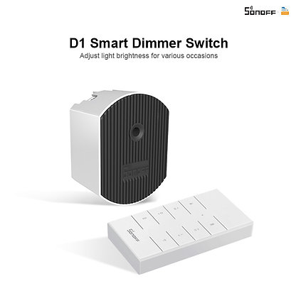 SONOFF D1 Smart Dimmer Switch
