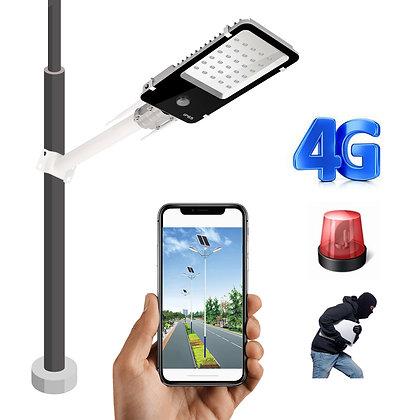 SNO Street light 3G 4G wifi Ip camera 1080P HD