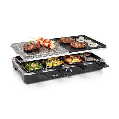 Tristar RA-2723 Raclette, Stone Grill