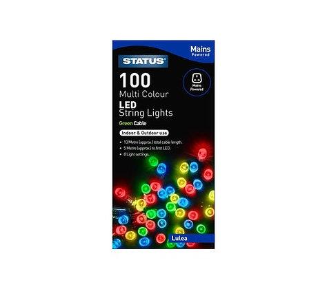 Status Lulea 100 LED String Lights