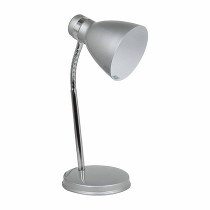 Status Madrid Desk Lamp Silver