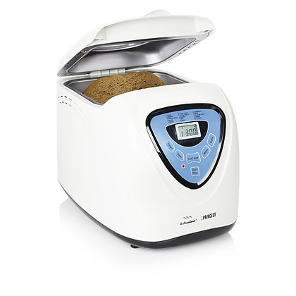 Princess 152006 Bread Maker 900GR  600W White