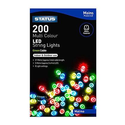 Status Malmo 200 LED Light string