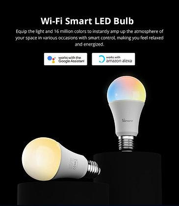 Wifi smart bulb E27 7W