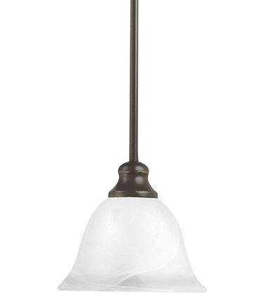 Sea Gull 61940-782 Windgate Heirloom Bronze Mini Pendant Ceiling Light