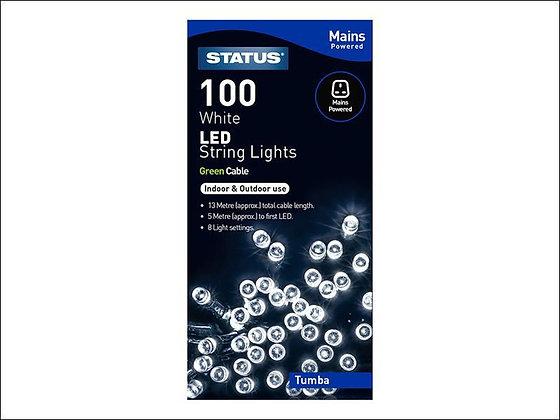 Status Tumba 100 LED String Lights