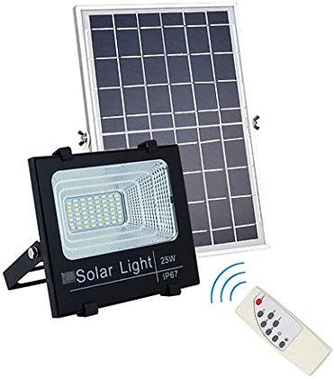 25W Solar LED Lights