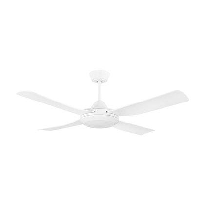 Eglo 35032 Bond148 LED Fan Ceiling & Light Matt White