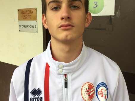 La tripletta di Cucchi non basta all'under 17