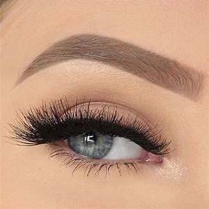 Brow Design with makeup