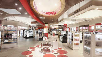 JR/DUTY FREE SHOP CAIRNS INTERNATIONALER FLUGHAFEN
