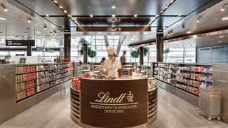LINDT&SPRÜNGLI RETAIL ISLANDS