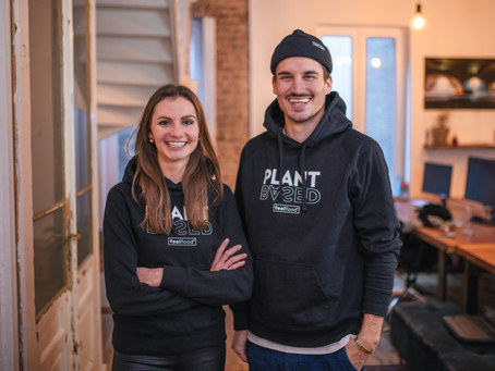 Startup interview with plant based newcomer brand feelfood