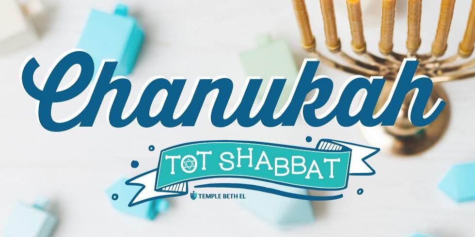 Tot Shabbat Chanukah