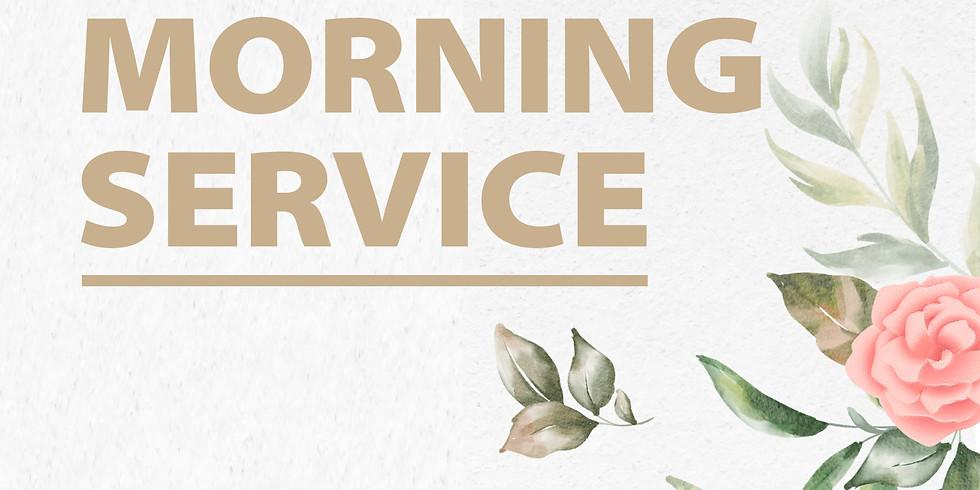 FESTIVAL MORNING SERVICE