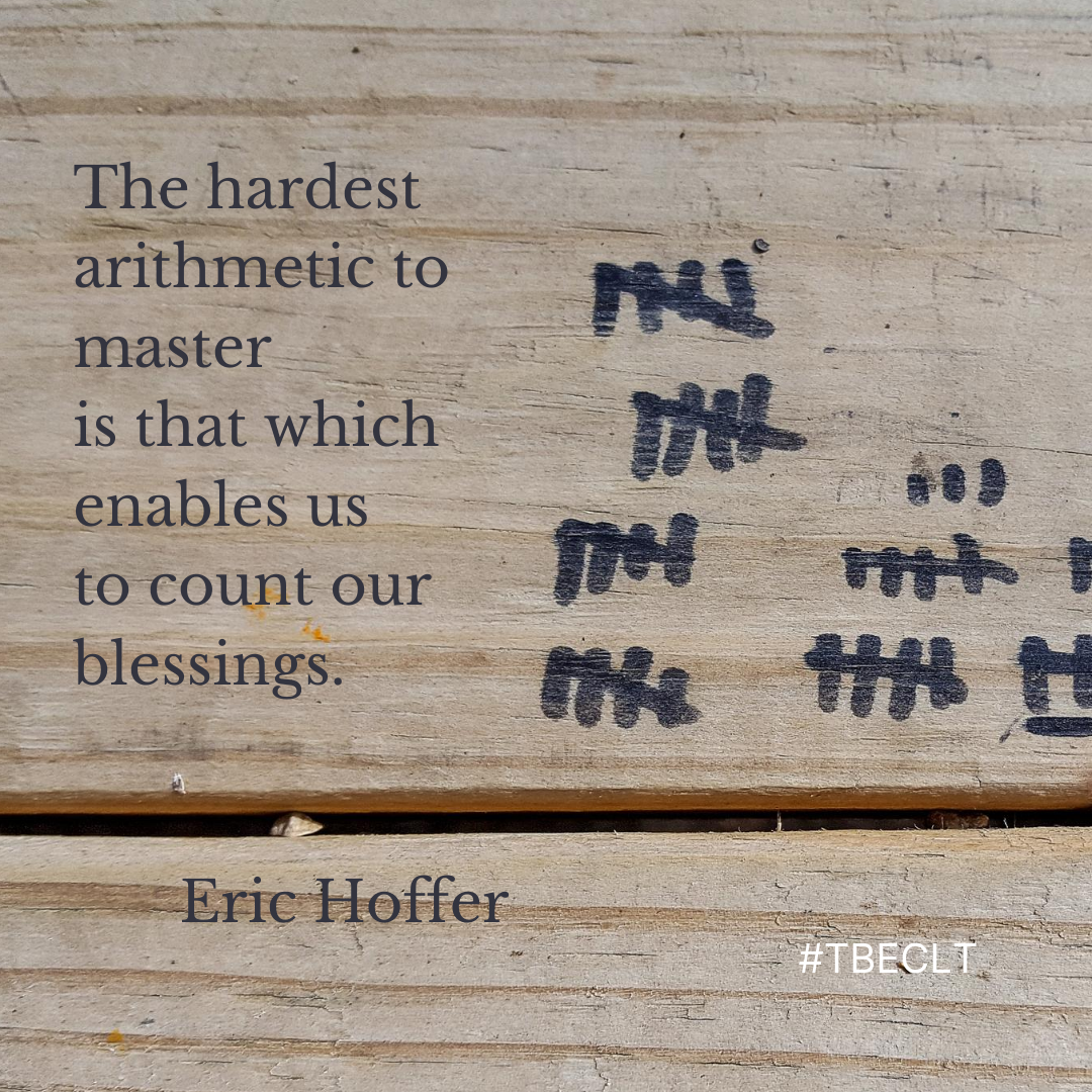 The hardest arithmetic to master is that