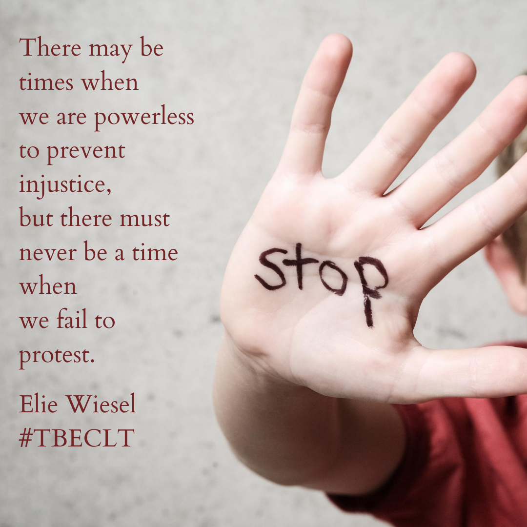 There may be times when we are powerless