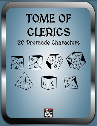 Tome of Clerics