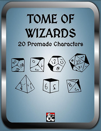 Tome of Wizards