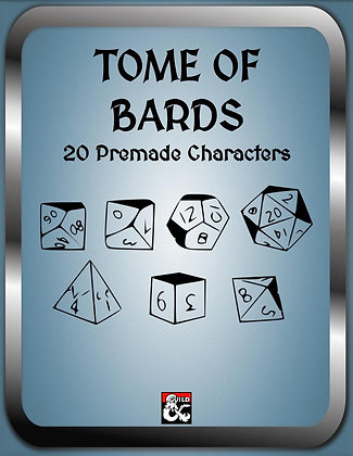 Tome of Bards