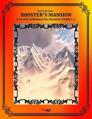 Rooster's Mansion