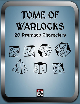 Tome of Warlocks