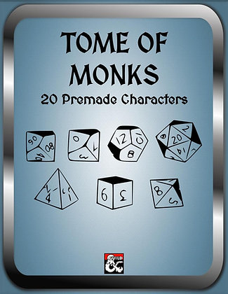 Tome of Monks