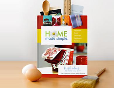 Book//Home Made Simple