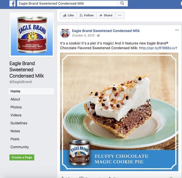 Social Posts//Eagle Brand
