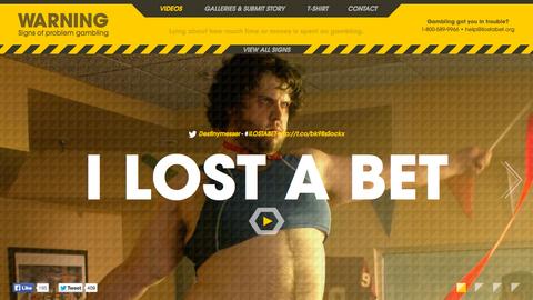 TV Spot//I Lost a Bet