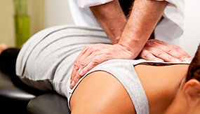 Dr. Chad Welter | Active Family Chiropractic | Adjustment