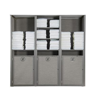Sunset Towel Valet Triple Unit
