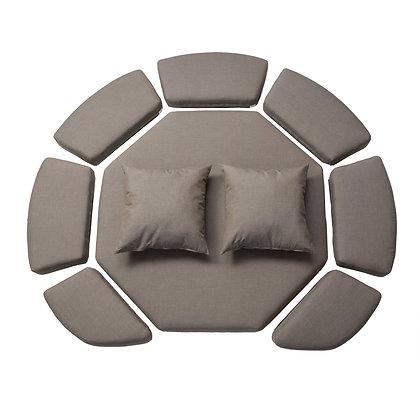 Large Zome Premium Cushion Set
