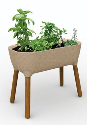 Bloom Garden Planter with Legs