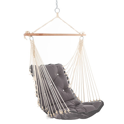 Tufted Single Swing - Cast Dusk