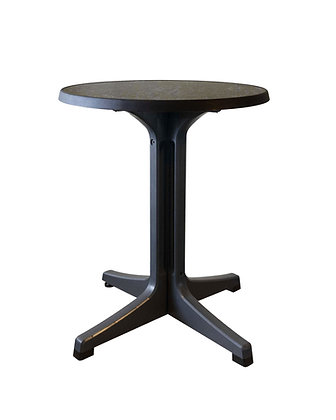 "Omega 24"" Round Exterior Dining Table"