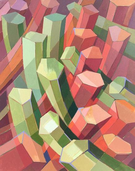 """Y. Vasseur - """"Abstraction géométrique"""""""